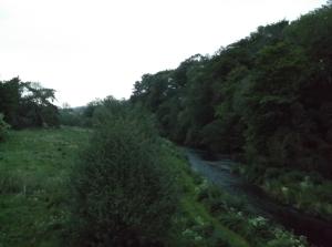 River Bogie in Huntly