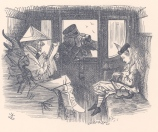 alice in railway carriage